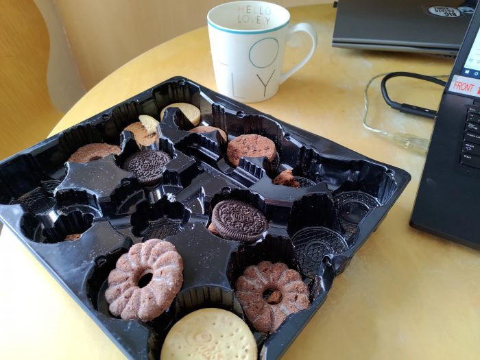 Podcast 252   Coronavirus Lockdown Biscuit Special