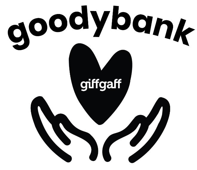 COVID 19   Donate via giffgaff goodybank