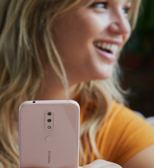 HMD Global rolling out Android 10 to Nokia 3.2 and Nokia 4.2