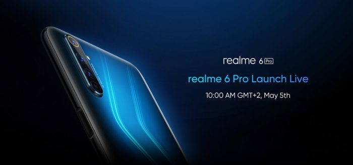 Realme 6 Pro to launch in days
