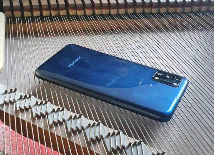 Samsung Galaxy M31 heading to the UK