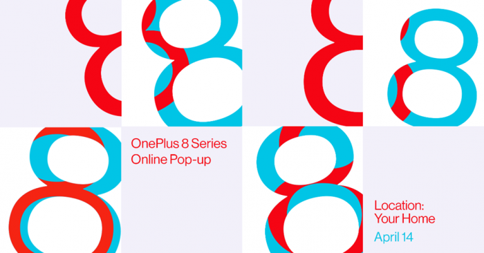 Online pop up prepped for OnePlus 8 Series launch