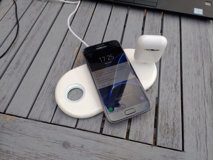 Grab an exclusive 20% off the Apple wireless charger we just reviewed