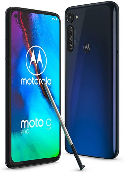 Motorola G8 Pro appears