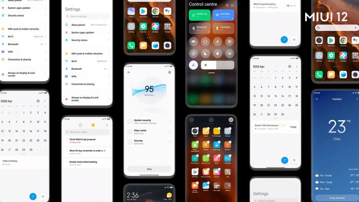 Xiaomi announces MIUI 12