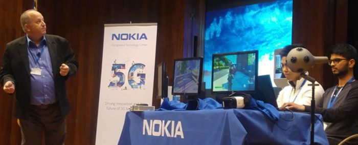 Nokia straps a rocket to 5G with a massive 4.7Gbps speed test