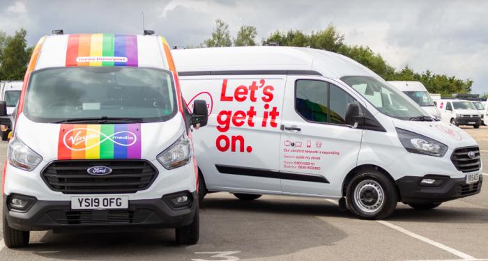 Virgin Media and O2 look to merge?
