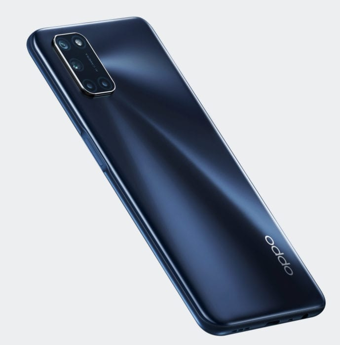 Meet the new Oppo A72