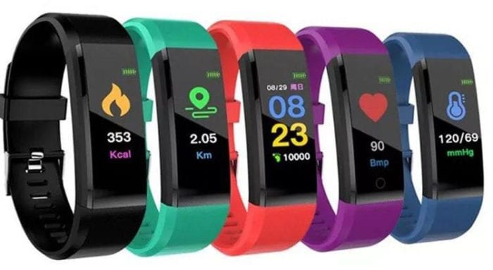 FourFit Mini2   A fitness band designed for kids