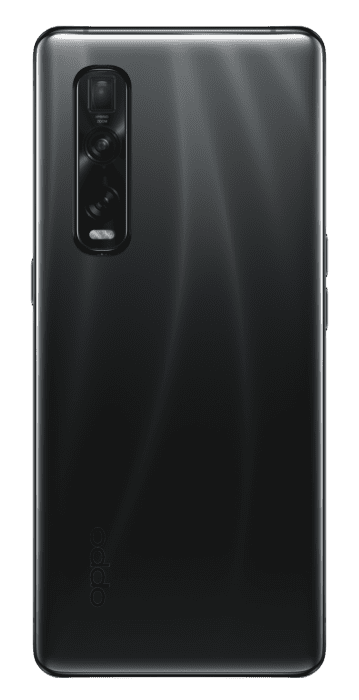 Find X2 Pro Black Back RGB