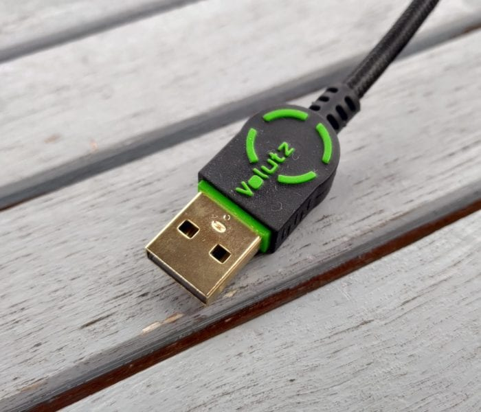 Review   Volutz USB Cables. Damn, these are good!