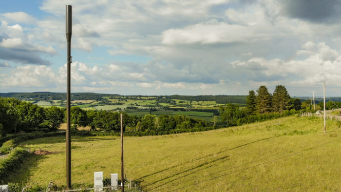 UKs First Shared rural network goes live