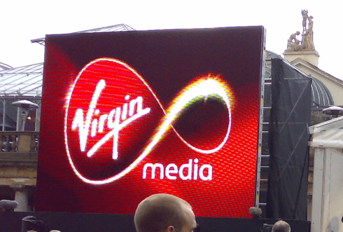 Get a free TV with your next Virgin Media deal