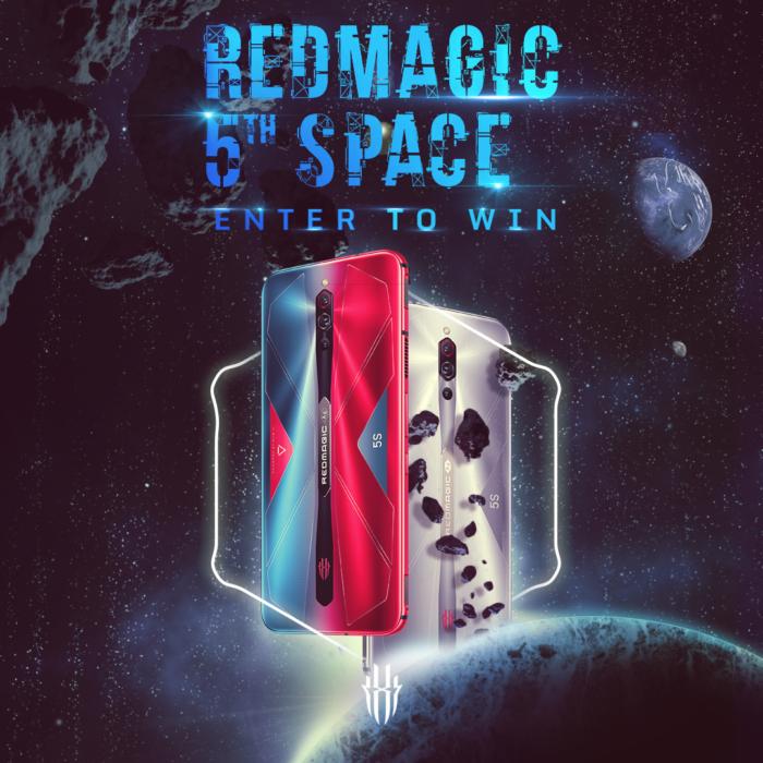 1 RedMagic 5th Space Campaign