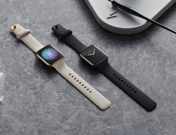 Oppo launches a first of its kind smartwatch