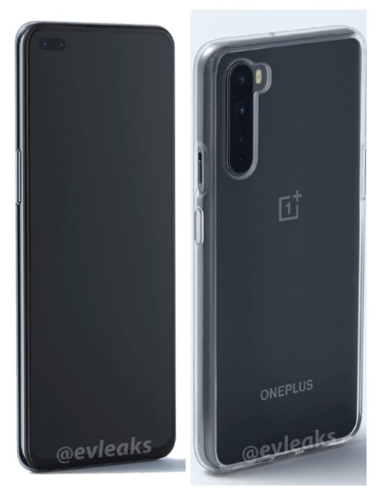 Another OnePlus Nord leak