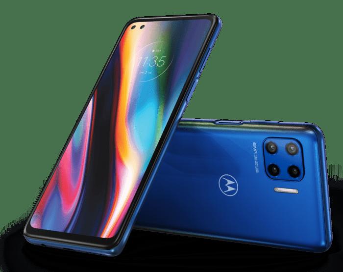 Motorola G 5G Plus appears. Hello again Moto.