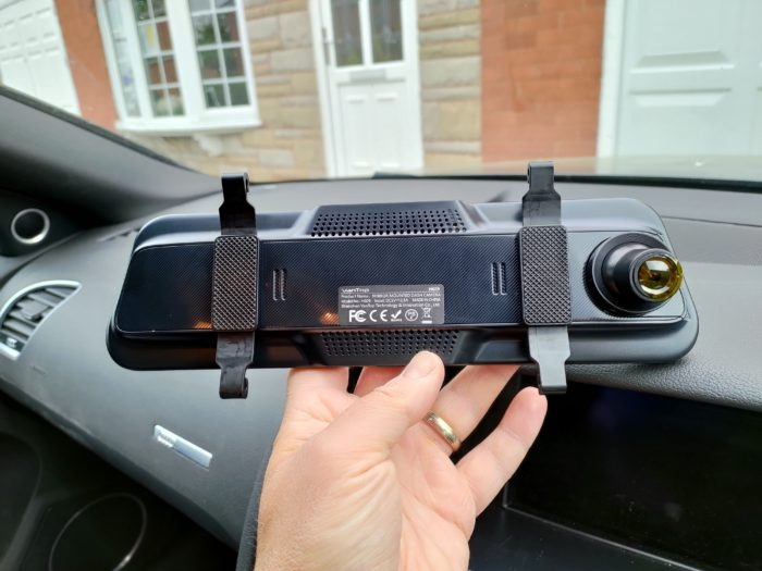 VanTop H610 Dashcam   Unboxing and price drop!