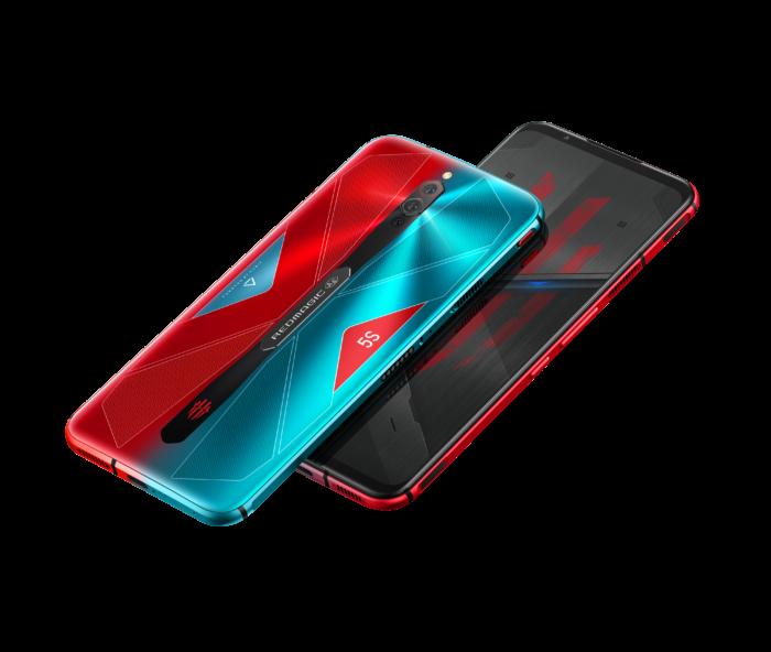 RedMagic 5S Pulse renders