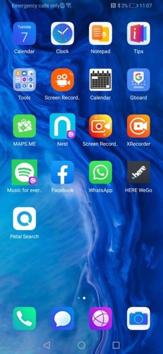 Screenshot 20200707 110724 com.huawei.android.launcher
