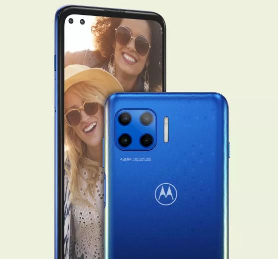 Motorola G 5G Plus comes to giffgaff