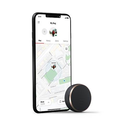 The new Vodafone Smart GPS Tracker   Curve