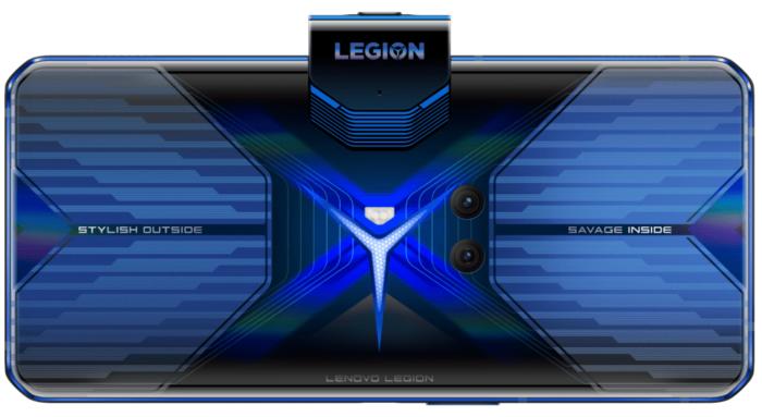 Meet the Lenovo Legion Phone Duel