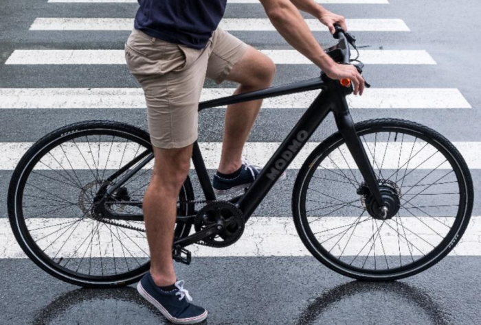 The Modmo Saigon   New electric bike with a monster range