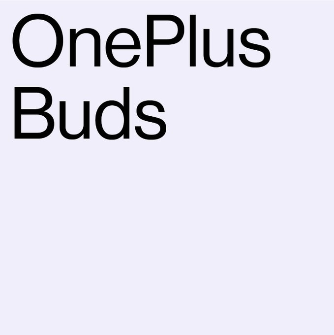 OnePlus Buds on the way