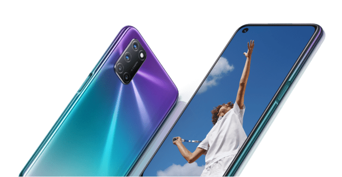 Oppo A72 now available on Virgin Media