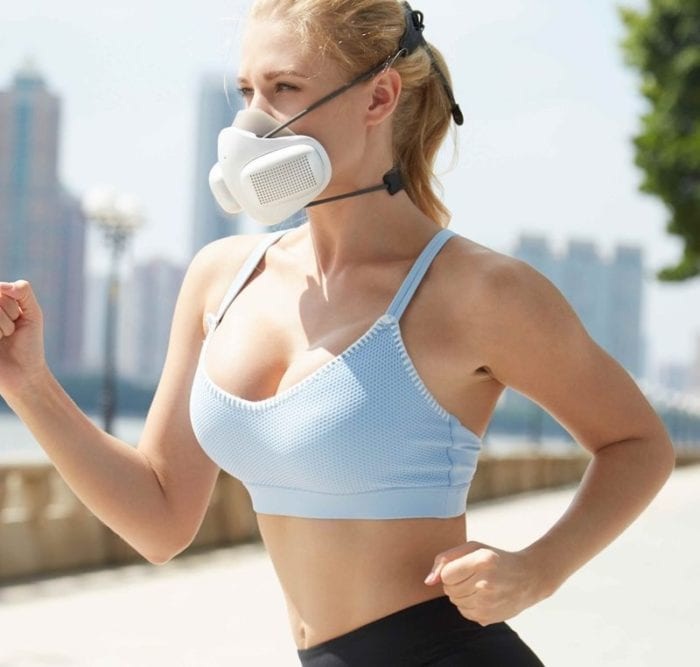wearable smart purifier