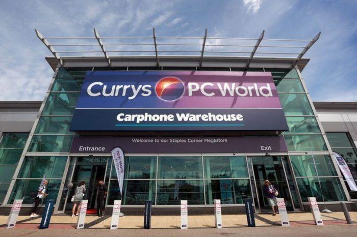 2 Currys PC World