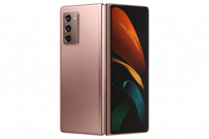 Galaxy Z Fold 2 Mystic Bronze 4 1024x683