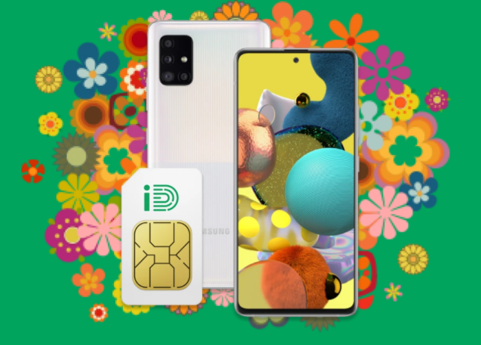 iD Mobile offers Bank Holiday Bargains