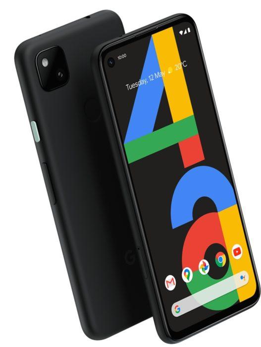 Hello, Google Pixel 4a