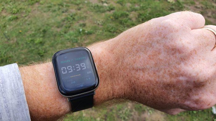 Zepp E Smartwatch Unboxing