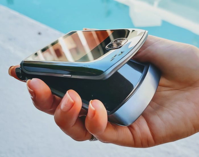 Motorola Razr 5G   All kinds of cool, if youve got the money.