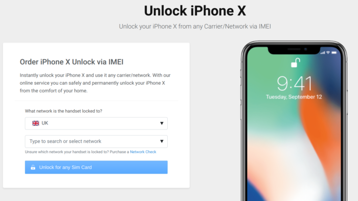 Lets face it, locked second hand phones are cheaper, and unlocking is so easy