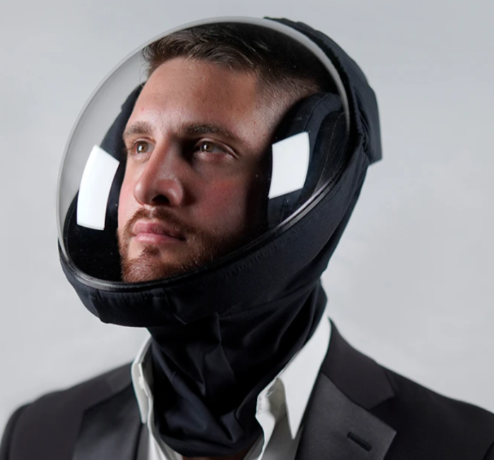AIR   The space helmet designed to deliver a cleaner atmosphere