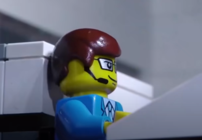Everything is awesome, at 60fps