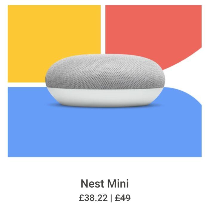 Google Sale now on