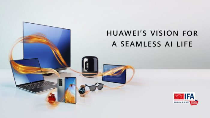 IFA 2020  Huawei Keynote Livestream starts at 1PM. Watch here