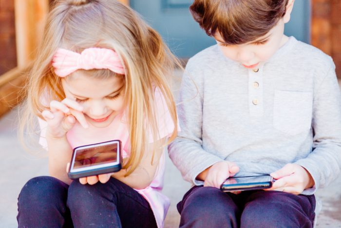 What to look for in your kid's first phone