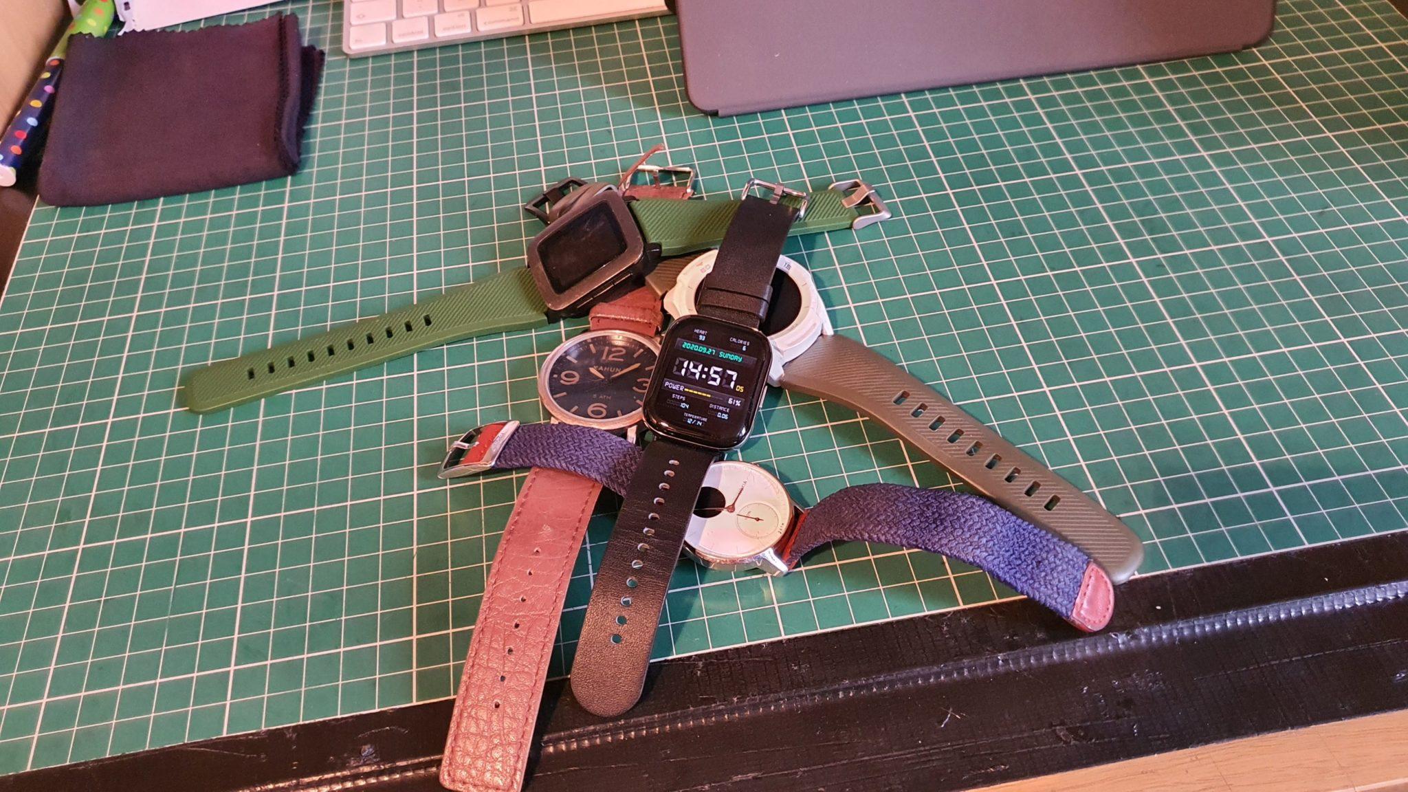 Zepp E Smartwatch – Review