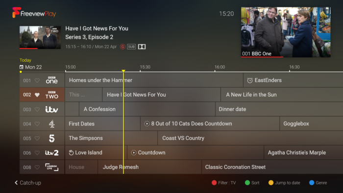 Humax delivers the first Android TV 4K Freeview Play Recorder