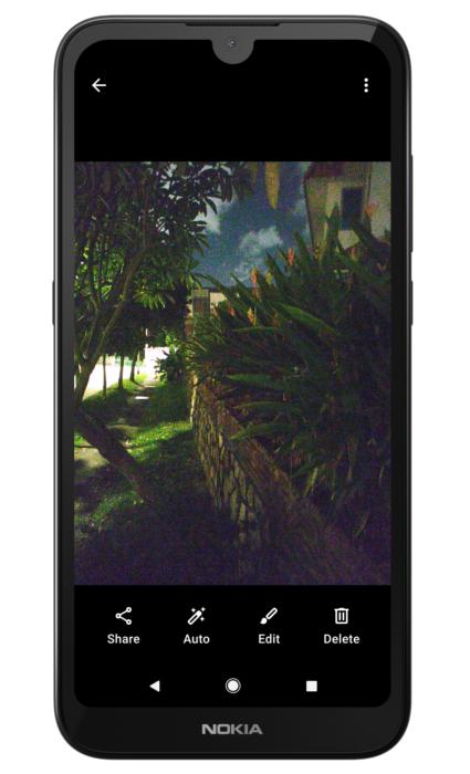 Nokia 1.3   With Night Mode