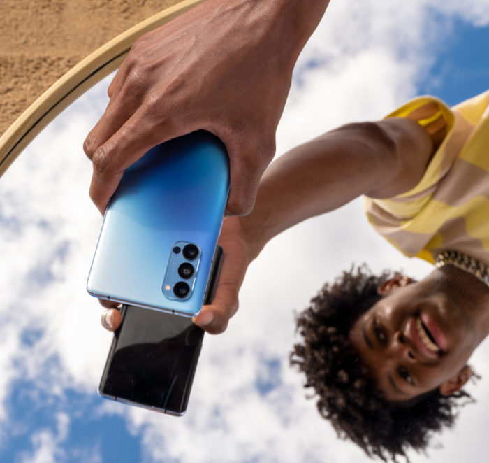 Announced   The new Oppo Reno4 5G range