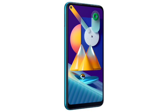 Samsung slips out the Galaxy M11