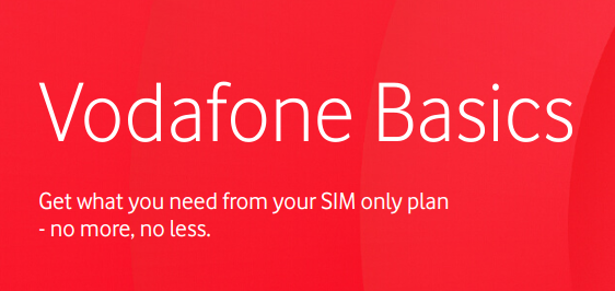 The hidden Vodafone SIM only deals you need to know about
