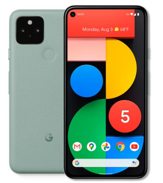 Get the Google Pixel 5